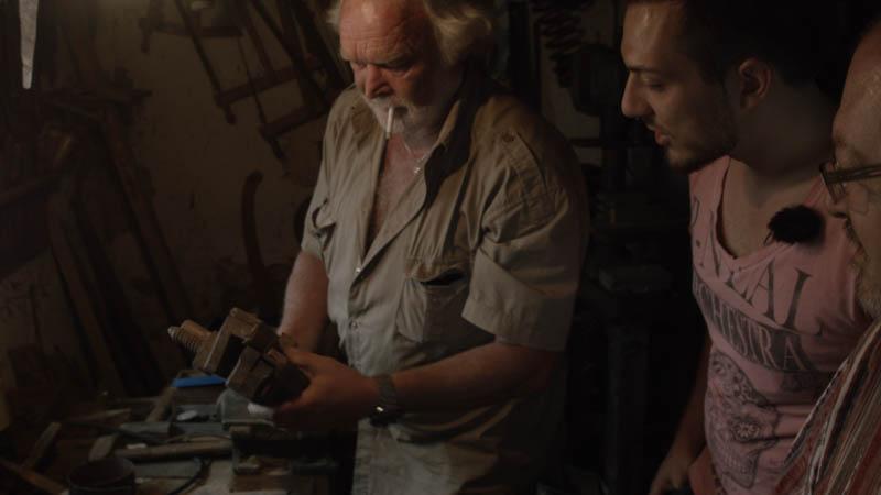 Sehnsucht nach einer unbekannten Heimat - Filmszene Otto Werkstatt