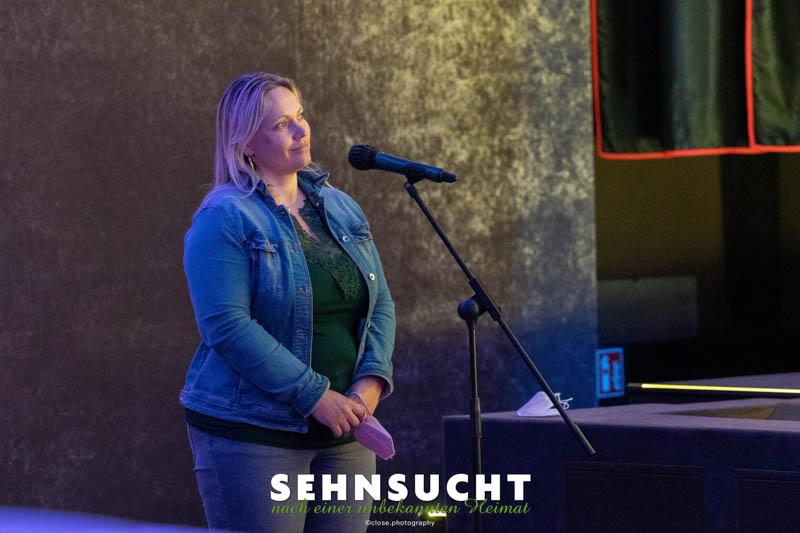"""""""Sehnsucht nach einer unbekannten Heimat"""" - Weltpremiere in der Astor Film Lounge im ARRI München - Das Publikum stellt Fragen an das Filmteam"""