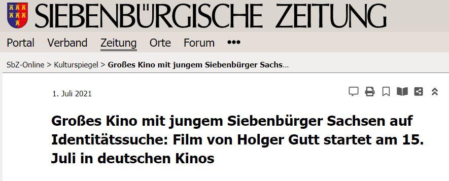 Siebenbürgische Zeitung