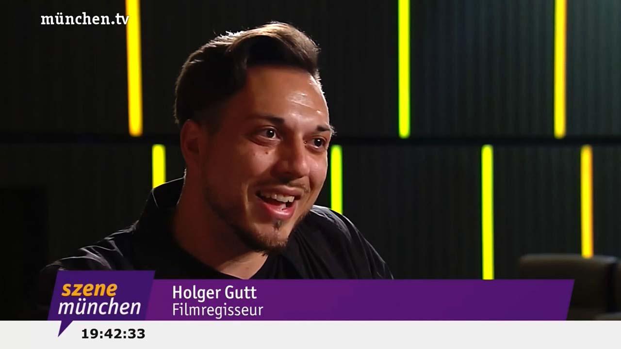 Interview mit Holger Gutt und München TV - Video-Screenshot